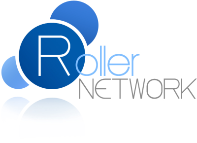 Roller Network Mail Box Logo